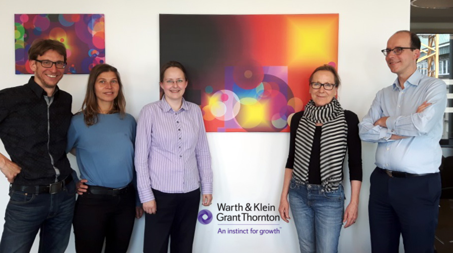 Exhibition Warth and Klein Grant Thornton